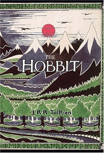 The Hobbit 70th Anniversary Edition or There and Back Again J. R. R. Tolkien H