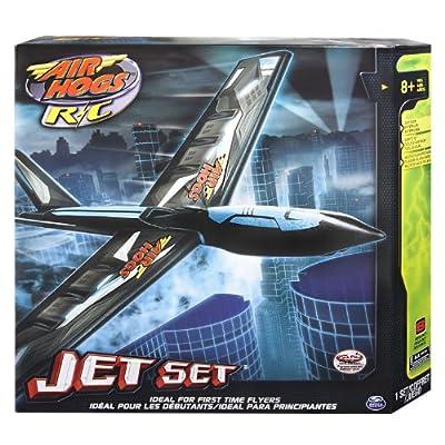 Air Hogs RC Plane, UAV Jet Set
