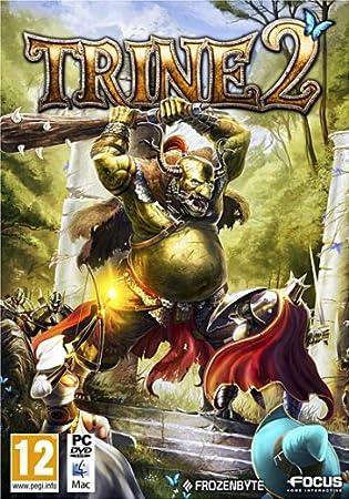 Coffret Trine 2 : Trine 1 + OST [Edizione: Francia]