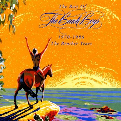 Original album cover of Best of the Brother Years by Beach Boys