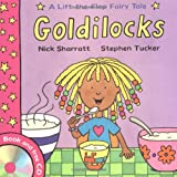 Stephen Tucker Lift-the-Flap Fairy Tales: Goldilocks (with CD)