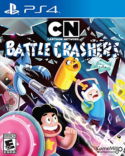 Cartoon Network Brawler PS4 - PlayStation 4