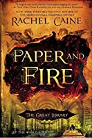 Paper and Fire: The Great Library