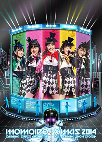 ももいろクリスマス2014 さいたまスーパーアリーナ大会 ~Shining Snow Story~ Day1/Day2 LIVE DVD BOX【初回限定版】