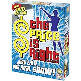 Price is Right DVD game!