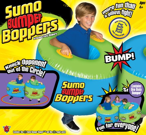 Big Time Toys Sumo Bumper Bopper (Inflatable Kids Toys compare prices)