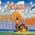 Robinson Crusoe Audiobook by Daniel Defoe Narrated by John Lescault