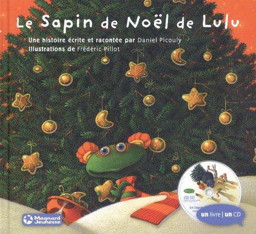 Le sapin de Noël de Lulu