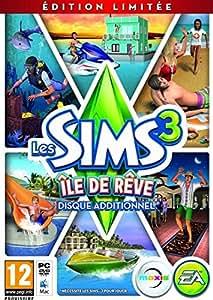 Les Sims 3 : Île de Rêve - édition limitée