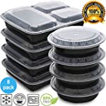 Mixed Meal Prep Containers Set - Bent...