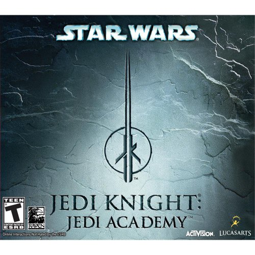 Star Wars Jedi Knights II: Jedi Academy - Windows