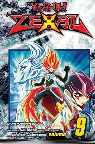 Yu-Gi-Oh! Zexal, Vol. 9 [Yoshida, Shin] (Tapa Blanda)