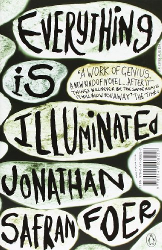 everything is illuminated essay This year we had the chance to read everything is illuminated by jonathan safran foer, and we also watched the film adaptation directed by liev schreiber.