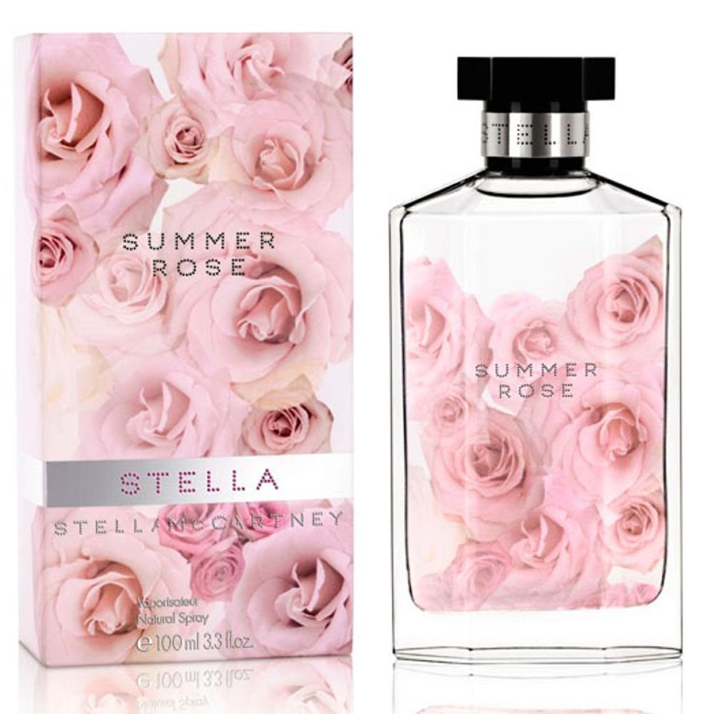 Stella Mccartney Summer Perfume Stella Mccartney Summer Rose