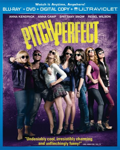Pitch Perfect (Blu-Ray + Dvd + Digital Copy + Ultraviolet)