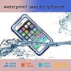 Nancy's Shop Waterproof Shockproof Dustproof Snowproof Protective Case Cover For Iphone 6 (4.7 Inch) (2 - Blue)