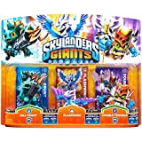 Skylanders: Giants - Triple Pack D: Flashwing, Gill Grunt, Double Trouble