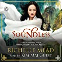 Soundless Audiobook by Richelle Mead Narrated by Kim Mai Guest