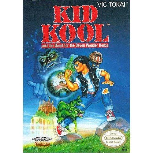 Kid Kool - Nintendo Nes front-336747