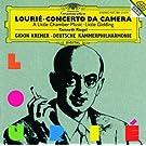 Lourie: A Little Chamber Music