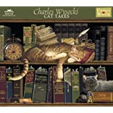 2014 Cat Tales By Charles Wysocki Wall Calendar