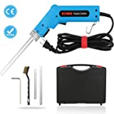 Kohree Hot Knife Foam Cutter, Professional Electric Styrofoam Cutting Tool with 6 & 8 inches Blades, 110-230V/190W Heated Foam Carving Knife Kit