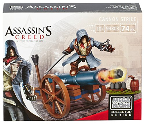 Mega Bloks Assassin's Creed Cannon Strike - 1