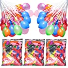 Magic Water Balloons Refill Kit Includes 3 Packs of 110+ Balloons (330 Total)