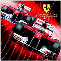 Ferrari Official Calendar 2013