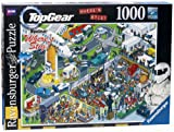 Ravensburger Top Gear Where's Stig Studio 1000 Piece Puzzle