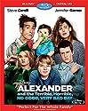 Alexander & the Terrible Horrible No Good Very Bad [Blu-Ray]<br>$702.00