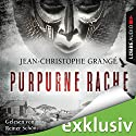Purpurne Rache Audiobook by Jean-Christophe Grangé Narrated by Reiner Schöne
