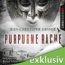 Purpurne Rache Hörbuch von Jean-Christophe Grangé Gesprochen von: Reiner Schöne