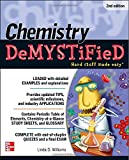 Chemistry DeMYSTiFieD, 2nd Edition (0071751300) by Williams, Linda