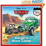 Sarge's Boot Camp/Al's Sky-High Adventure (Disney/Pixar Cars) (Pictureback(R))