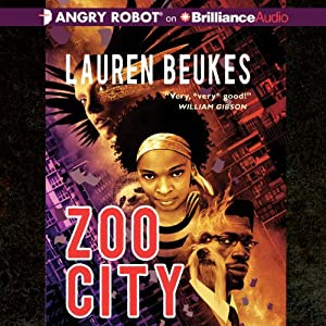 Zoo City | [Lauren Beukes]