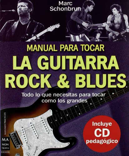MANUAL PARA TOCAR LA GUITARRA descarga pdf epub mobi fb2