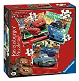 Ravensburger Disney Cars 2 Jigsaw Puzzle (Box of 3)