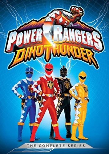 Power Rangers Dino Thunder: The Complete Series (Power Rangers Dvds compare prices)