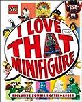 LEGO: I Love That Minifigure