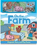 On the Farm Magnetic Story & Play Scene