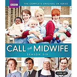 Call the Midwife: Season Six [Blu-ray]