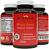 Water Pills for Water Loss An All Natural Diuretic That Relieves Bloating & Supports Fluid Balance for Healthy Weight Loss with Dandelion Potassium & Antioxidant Green Tea for Women & Men By Biofusion