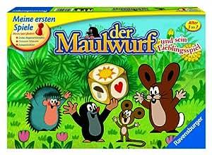 Ravensburger - Der Maulwurf und sein Lieblingsspiel