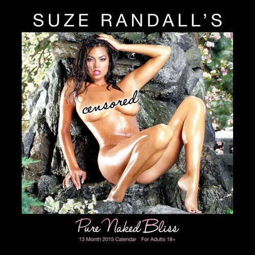 Suze Randall's Pure Naked & Nude 2015 Erotic Glamour Adult Calendar