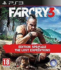 Far Cry 3 - The Lost Expeditions Edition (Special Limited Day-one Edition)