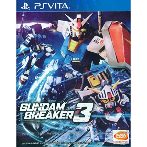 Gundam Breaker 3 (English Subs) for PlayStation Vita [PS Vita] (Gundam Breaker 2 compare prices)