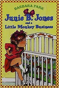 junie b jones monkey business pdf