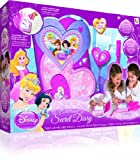 IMC Toys - 210400 - Jeu Electronique - Agenda Secret Électronique - Disney Princesse