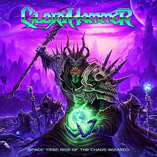 Space 1992: Rise of the Chaos Wizards by Gloryhammer